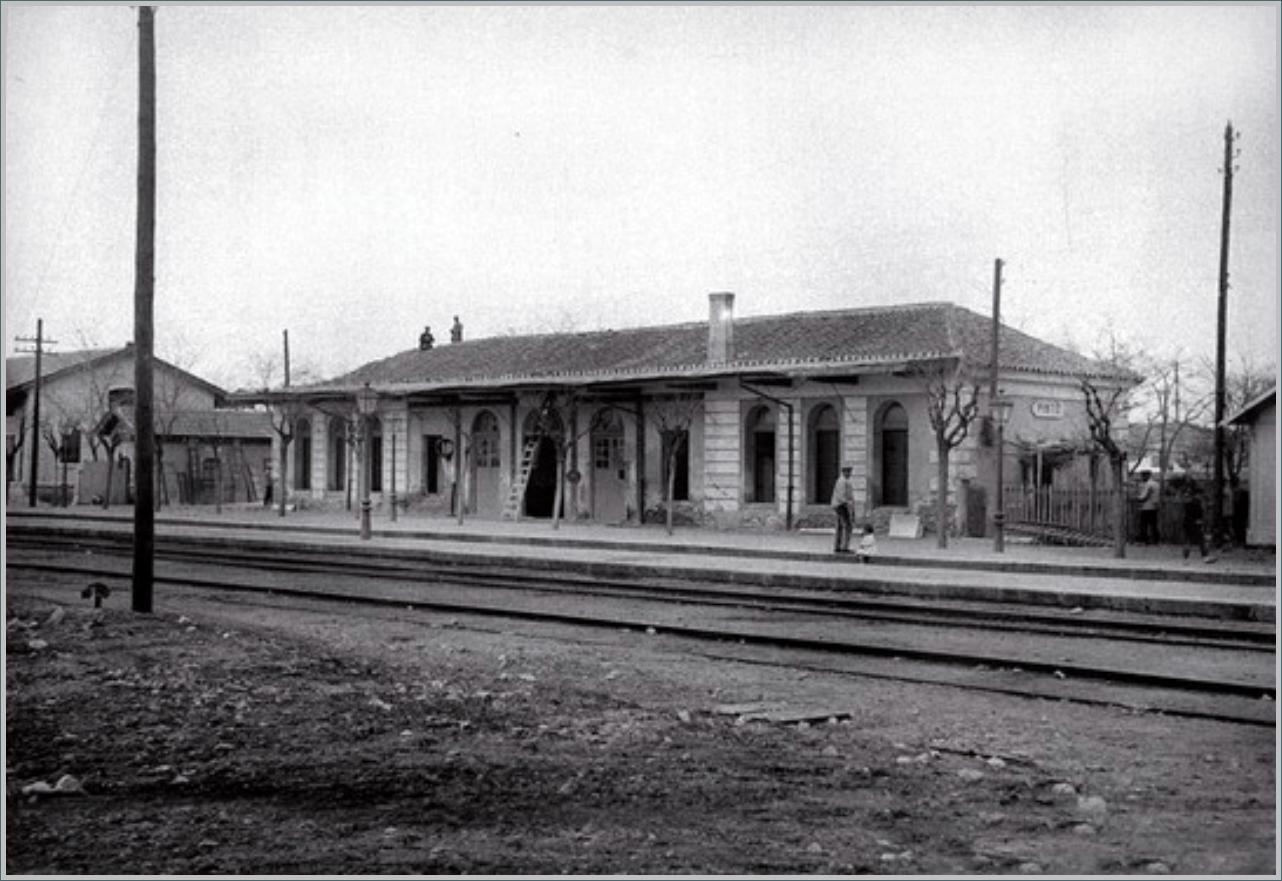 El ferrocarril llega a pinto la voz de pinto - Fotos de pinto madrid ...