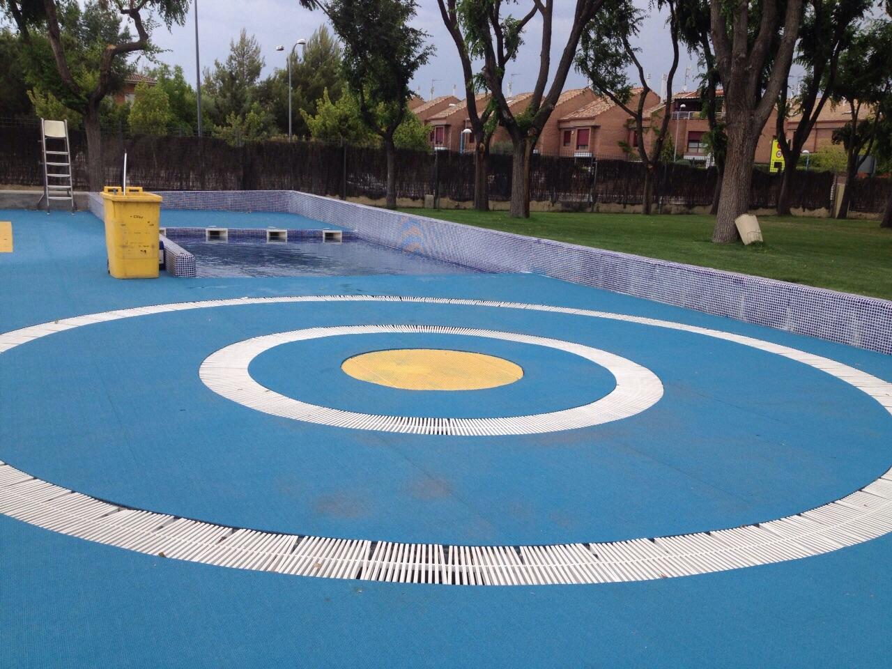 La piscina municipal de pinto abre el 13 de junio y for Piscina municipal de arteixo
